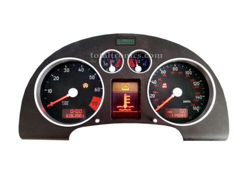 Audi TT Instrument Cluster Repair