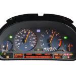 BMW Alpina instrument cluster repair