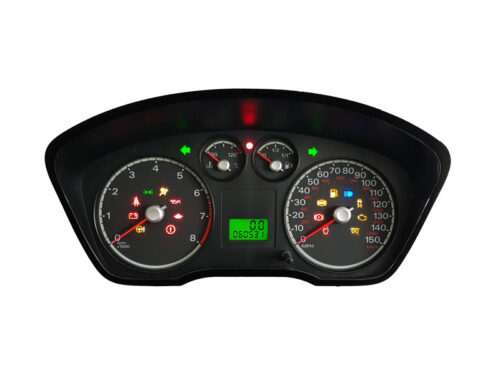 FORD Focus MK2 instrument cluster repair