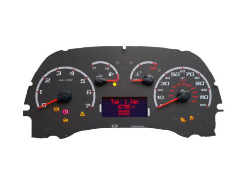Ford KA instrument cluster repair