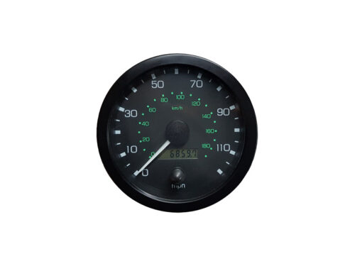 Land Rover Defender 50th Anniversary speedometer repair