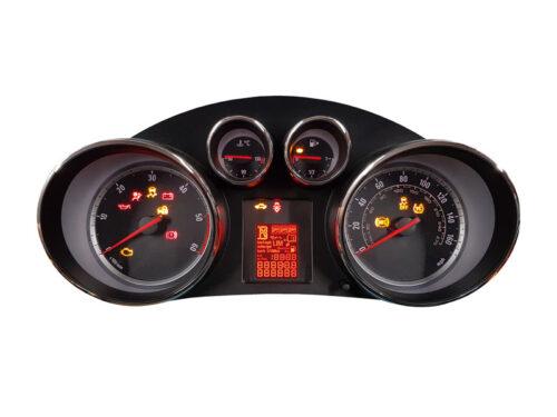 Vauxhall Insignia instrument cluster repair