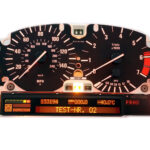 BMW E38 E39 E53 X5 instrument cluster